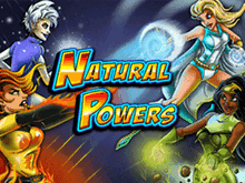 Онлайн слот Natural Powers