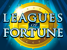 Онлайн слот Leagues Of Fortune