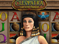 Игровой автомат Cleopatra – Last Of The Pharaohs